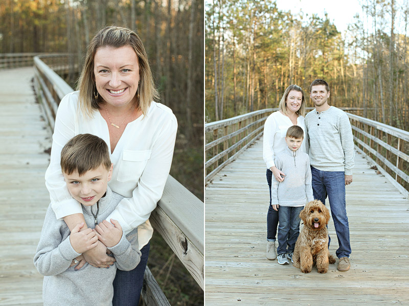 Alpharetta Family Christmas Portrait02